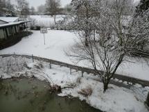 Es schneit! (1)